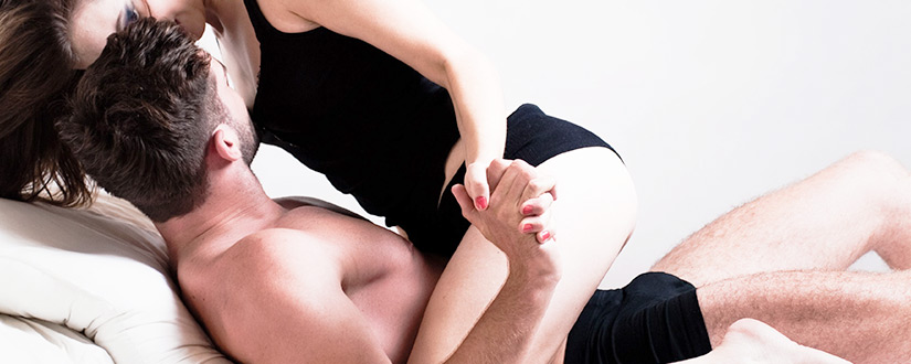 New Sex Positions To Try With Your Partner